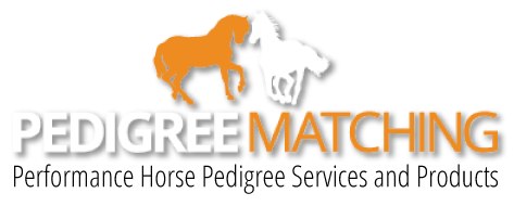 Pedigree Matching Logo